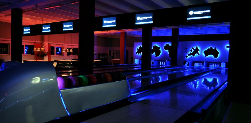 Bowling v Brně - Sport Balkán - Bowlingové dráhy