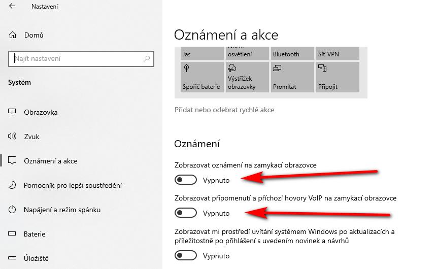 Windows seznamka